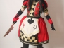 2015 - Alice Madness Royal Dress