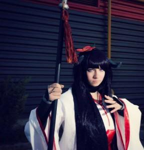 Suisen első cosplaye