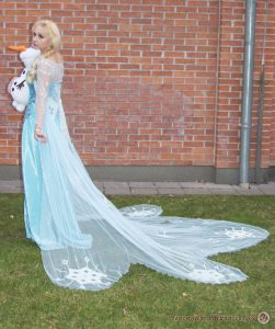 Elyon cosplay mint Elsa