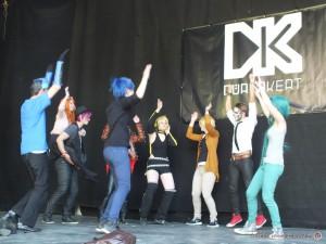 Cosplayesek a Cosplay Partyn