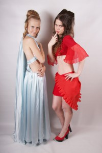 Droxine hercegnő és Rubine