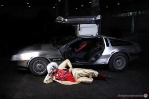 Doki és DeLorean