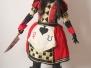 2015 - Alice Madness Royal Dress