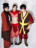 Mai, Zuko és Ty Lee